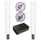 Metall- und Magneterkennungs-System